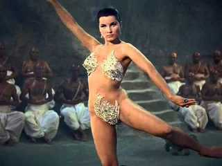 Fritz Lang's Indian Epics (and thunderous thighs)