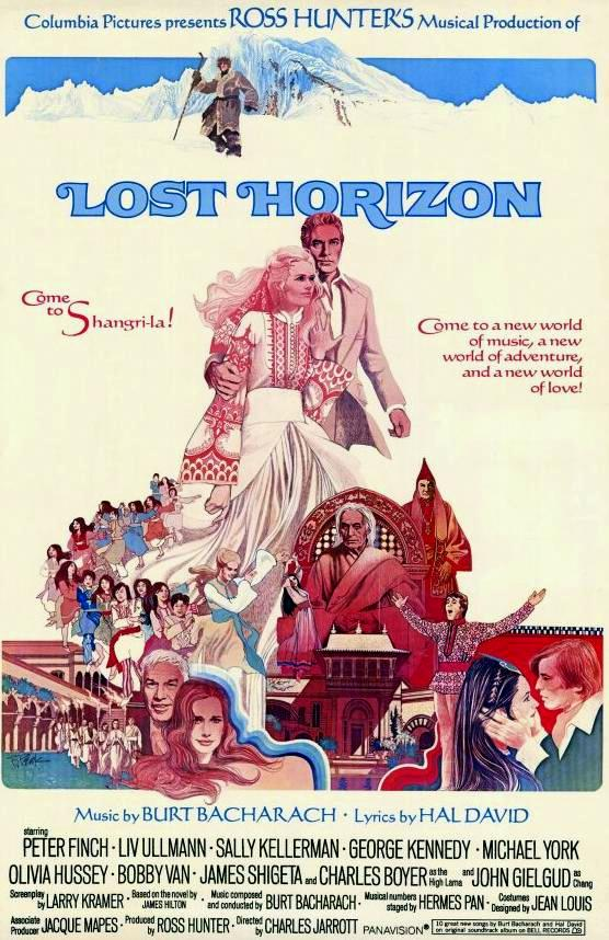 Lost Horizons, Part I: The Films