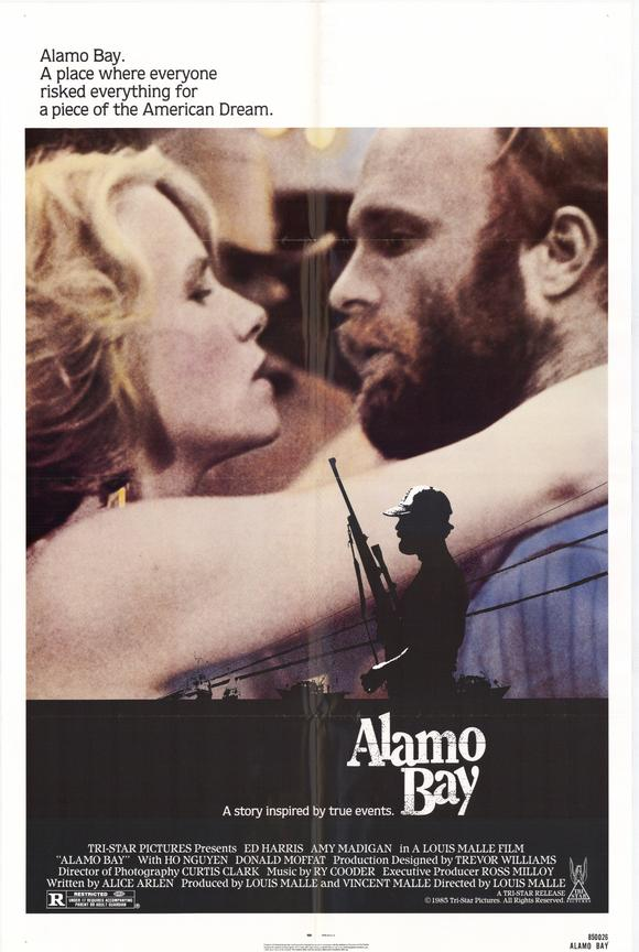Alamo Bay Makes It to Blu-Ray